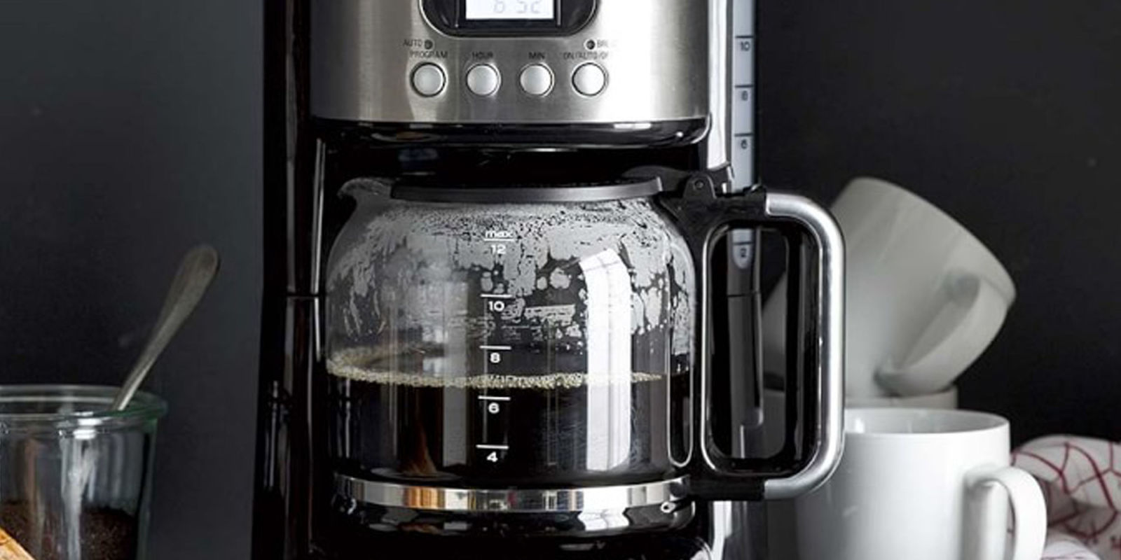 Coffee Maker and Small Appliances Maintenance