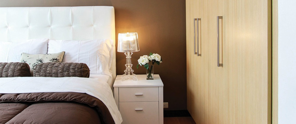How to Spruce Up Your Spare Bedroom for Houseguests | On the Dock | GreyDock Blog