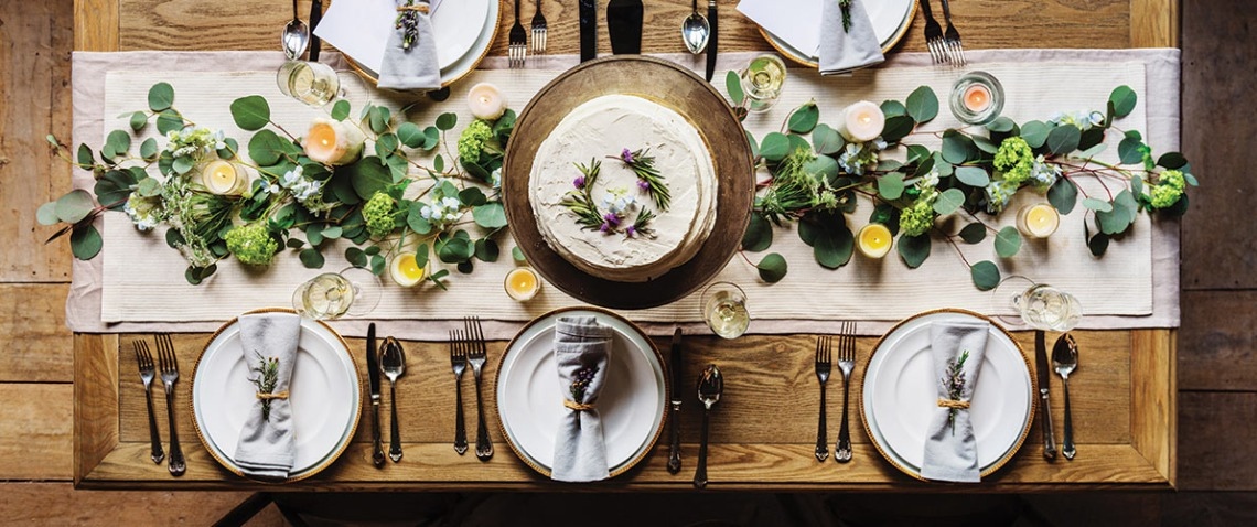 What's the Proper Way to Set the Table? | On the Dock | GreyDock Blog
