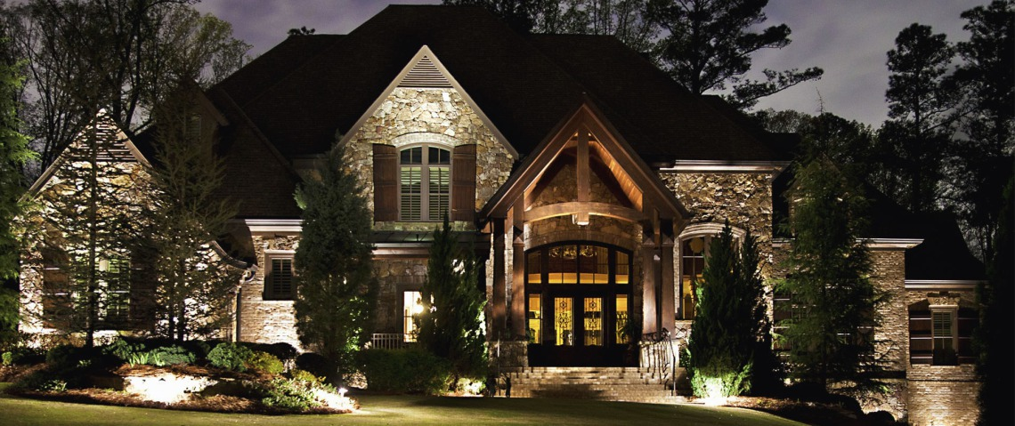 5 Ideas for Adding Security to Your Home with Outdoor Lighting | GreyDock Blog