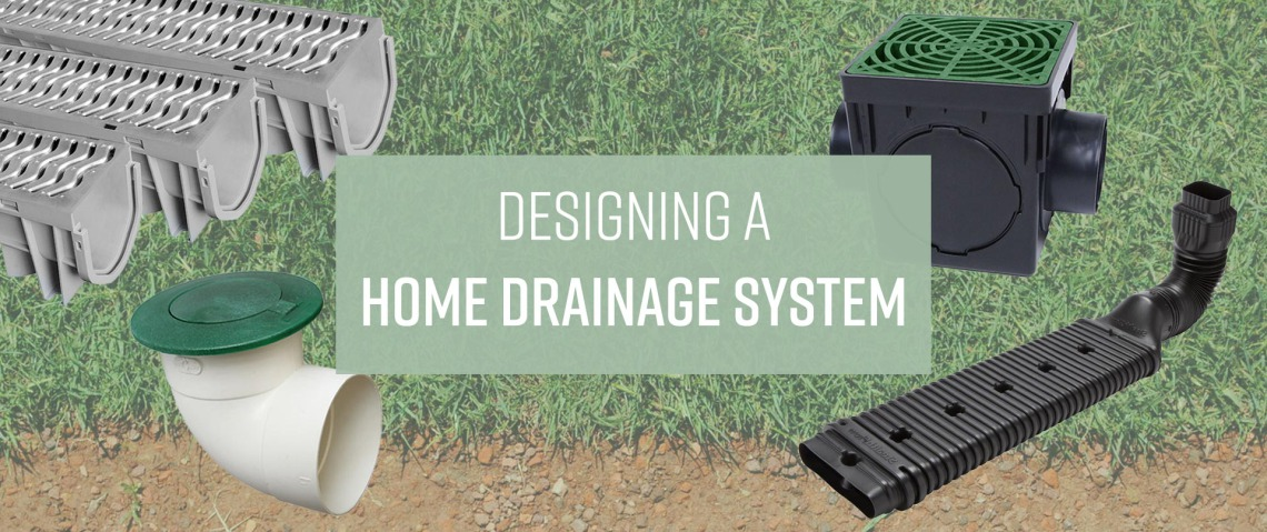 Designing a Home Drainage System: Which Solution is Best? | GreyDock Blog