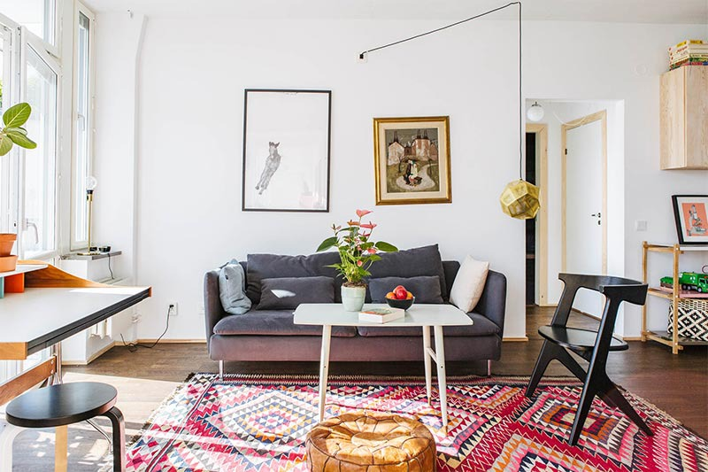 Scandinavian Boho Decor Inspiration | GreyDock Blog