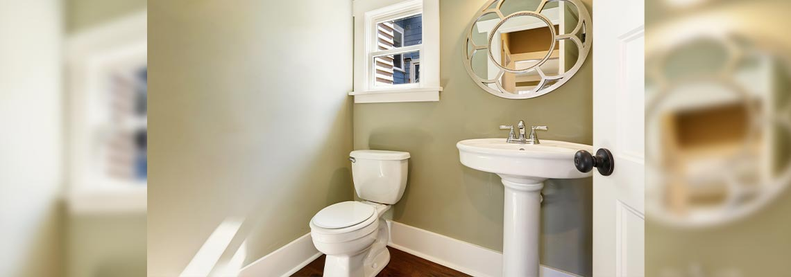How to Make a Small Bathroom Look (And Feel) Larger | GreyDock Blog