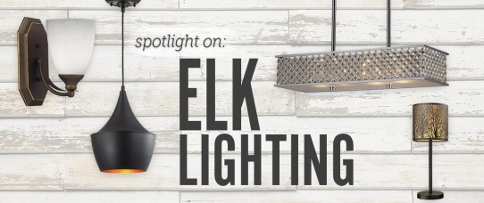 Spotlight On: ELK Lighting
