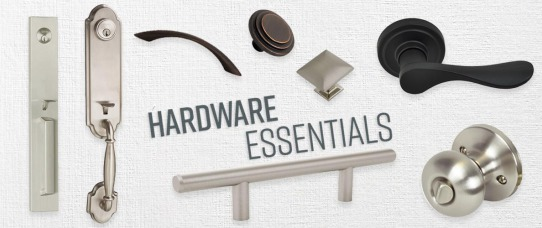 Hardware Essentials: Our Top Picks for Door and Cabinet Hardware