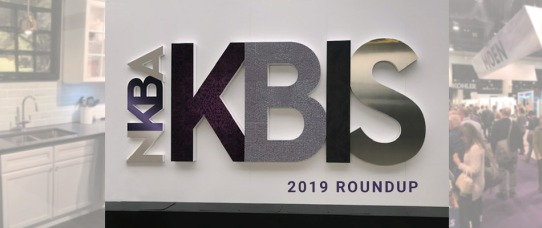 Our 5 Favorite Kitchen & Bathroom Trends from KBIS 2019 | GreyDock Blog