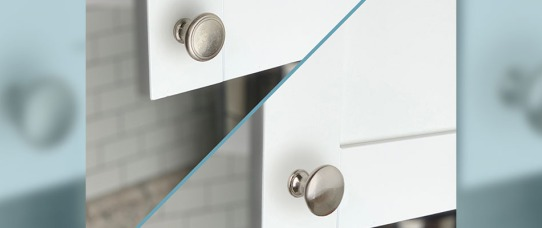 Why You Should Replace Old Kitchen Cabinet Hardware | GreyDock Blog