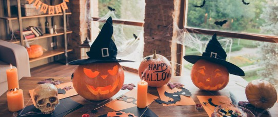 Instagram Inspo: Our Favorite Halloween Decorations for 2019 | GreyDock Blog