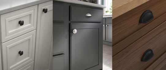 Which Cabinet Hardware Finish Will Match My Cabinets? | GreyDock Blog