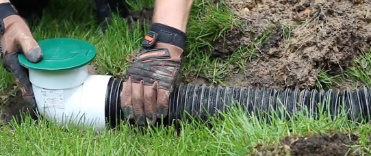 How to Install a Pop-Up Drain Emitter in Your Lawn | GreyDock Blog