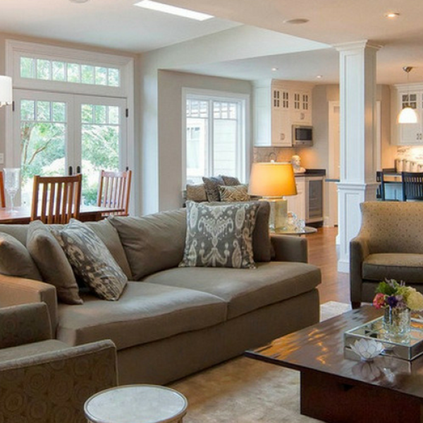 6 Tips for a More Spacious Home