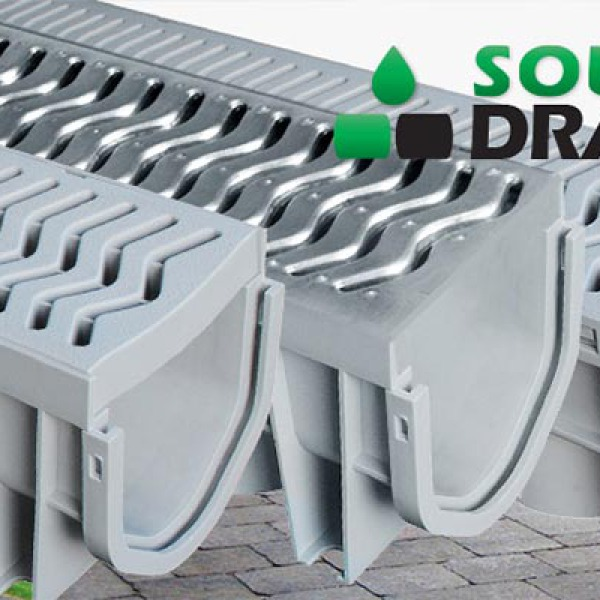 Spotlight On: Channel Drain from Source 1 Drainage | GreyDock Blog
