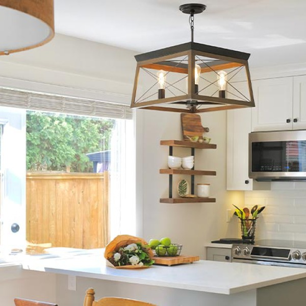 A New Way to Think About Kitchen Lighting | GreyDock Blog