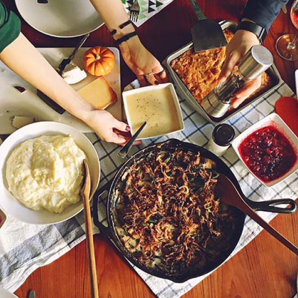 9 Tips for Hosting a Successful Friendsgiving | GreyDock Blog