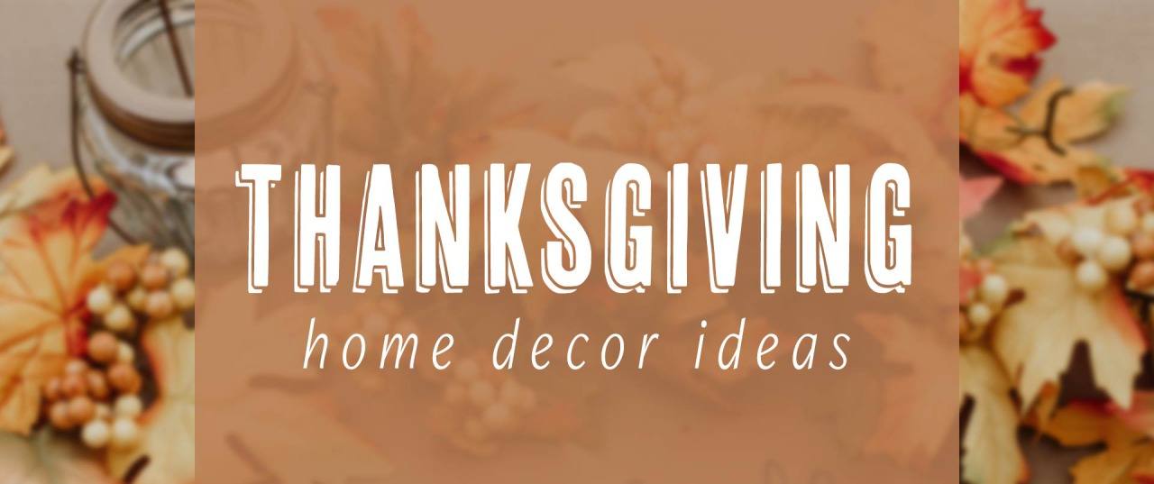 The Only 3 Rooms You Need to Decorate for Thanksgiving