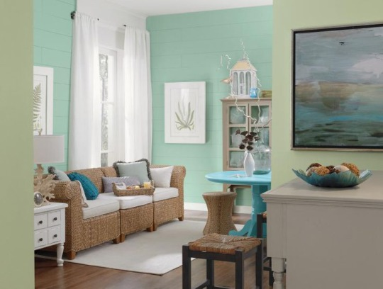 Gentle Aquamarine by Sherwin-Williams