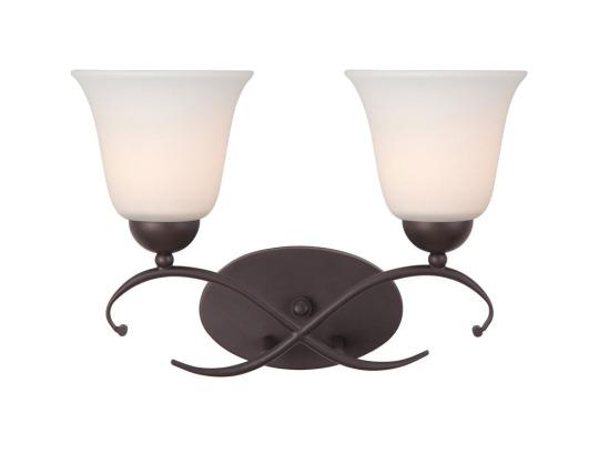 Feiss Bristol 2 Light Vanity Fixture In Oil Rubbed Bronze: Vanity Light Buying Guide: Tips For Choosing A Bathroom