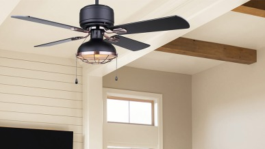 5 Minute Home Hack How To Clean Ceiling Fan Blades
