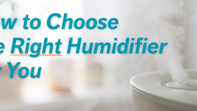 How to Choose the Right Humidifier for You