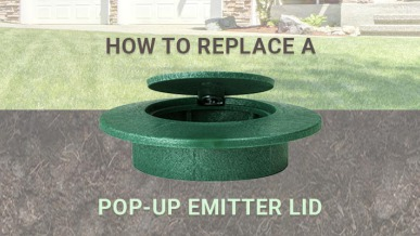 How to Replace a Pop-Up Emitter Lid | GreyDock Blog