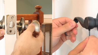 How to Replace a Door Knob with a Lever Handle | GreyDock Blog