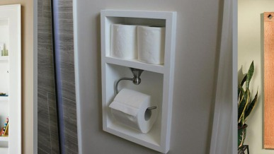 Time for Recess: How to Create Shelf Space Between Studs | GreyDock Blog