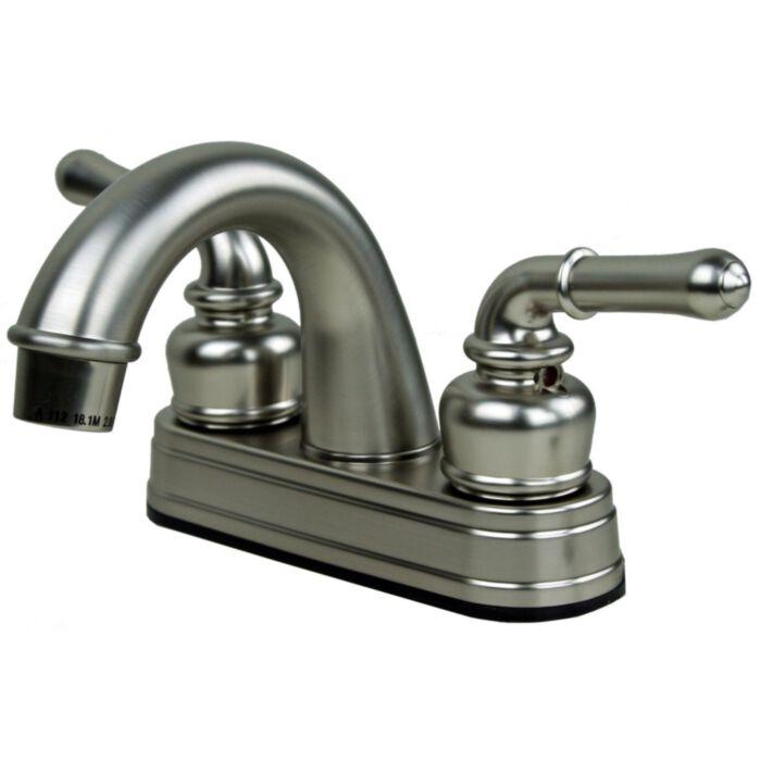 Centerset Bathroom Sink Faucet, Bathroom Sink Faucets
