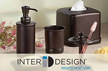 InterDesign Kitchen and Bath Decor