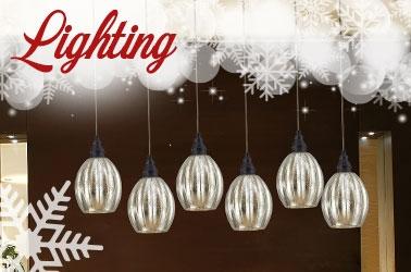 Canarm Vanity Lights and Elk Lighting Pendants