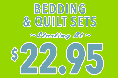 Bedding and Quilt Sets