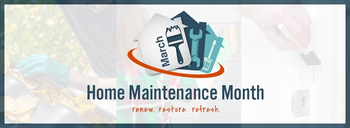 March Maintenance Sale
