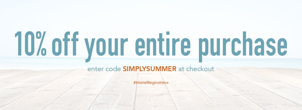 Simply Summer Sale