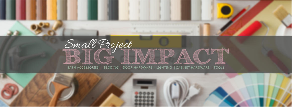 Small Project Big Impact Sale