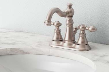 Ultra Faucets Bathroom Refresh