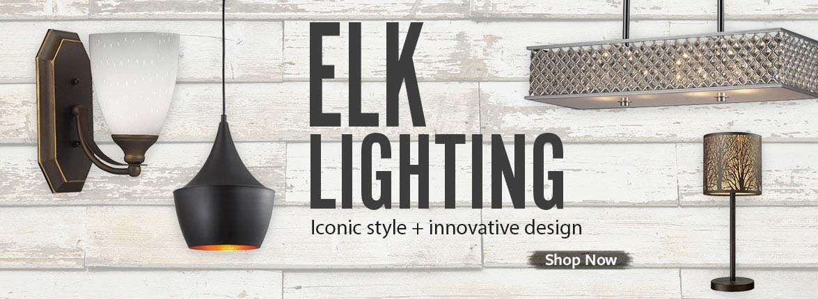 Elk Lighting Residential Light Fixtures