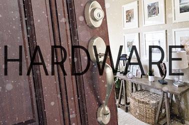 Winter Door Hardware Sale