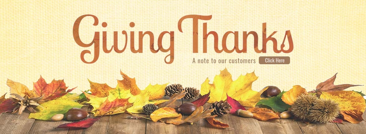 Thanksgiving Giving Thanks