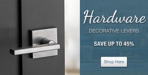Modern Door Hardware Lever Sale