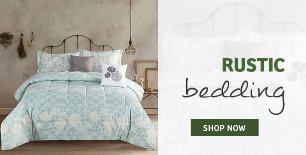 Rustic Bedding Sale