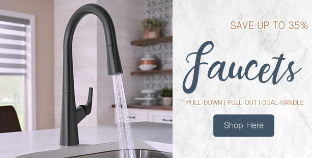 Kitchen Faucets - Kitchen Madness Sale