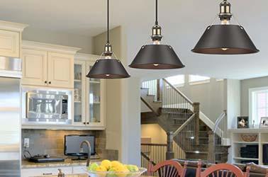 Golden Lighting Kitchen Pendants