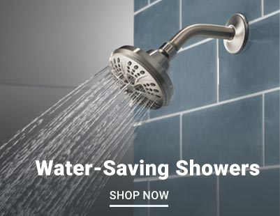 Shop and save on water-efficient shower heads and handshowers from Delta, Danze and more.
