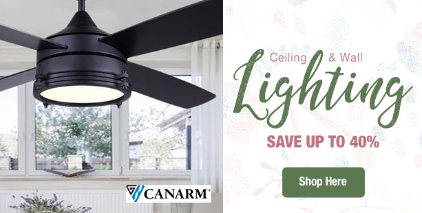 Residential Ceiling and Wall Lighting Sale