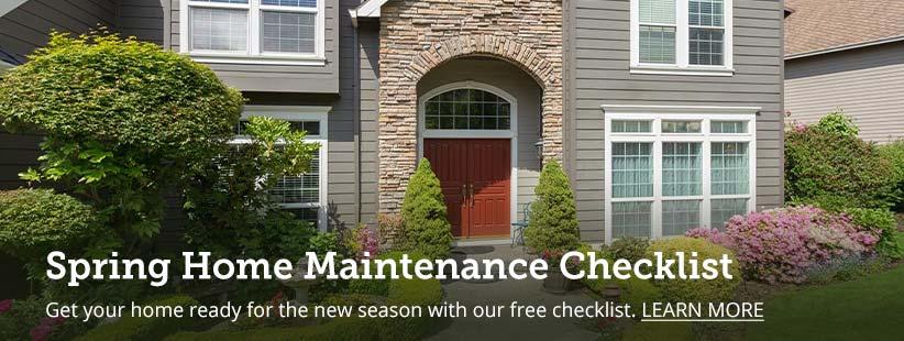 The Ultimate Spring Home Maintenance Checklist   GreyDock Blog