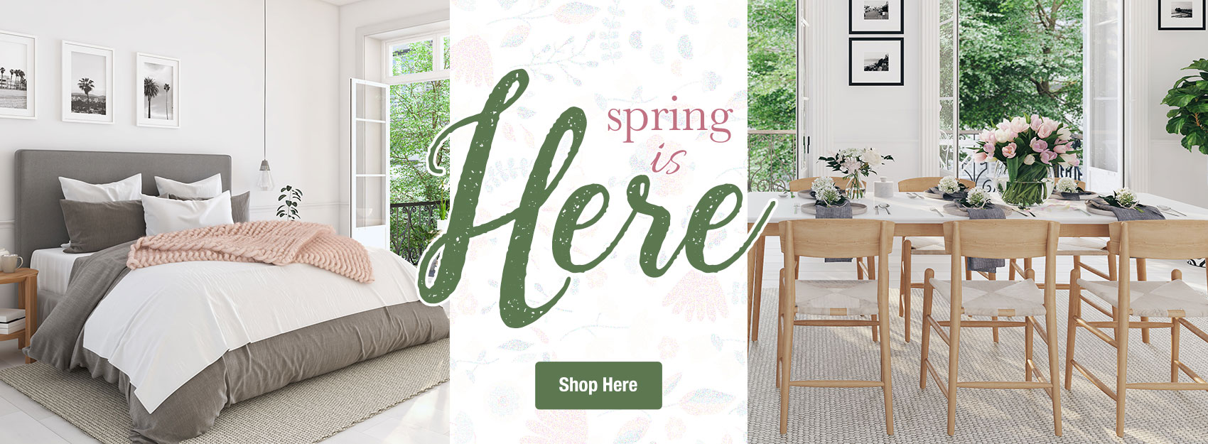 Spring is Here Sale