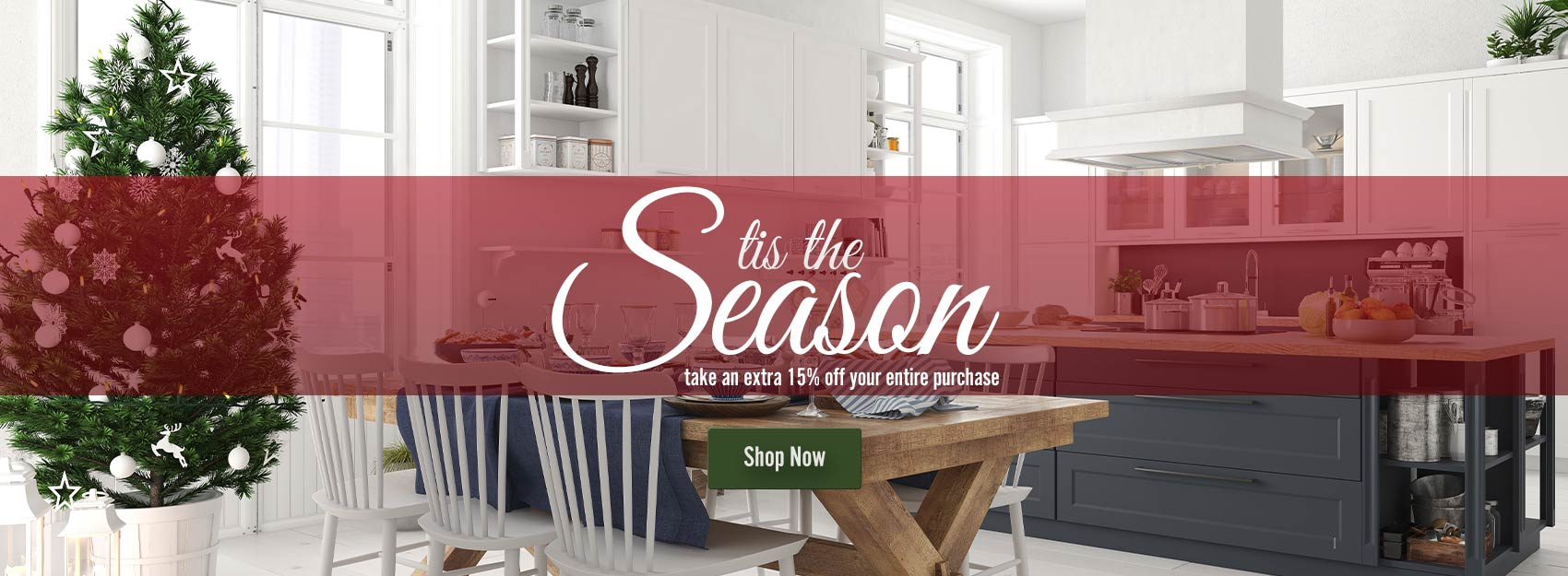 Tis the Season Home Sale